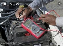 مطلوب كهربائي سيارات للعمل في ورشة زليتن