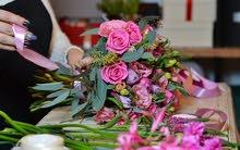 مطلوب منسق ورد في امارة راس الخيمة florist