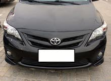 Toyota Corolla S 2013 for Sale