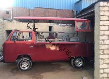 فوت تراك(food truck ) مطعم متنقل
