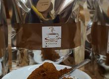قهوة عربية طيبة المذاق
