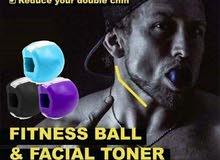Fitness Boule pour mâchoire