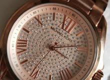 ساعة مايكل كورس الاصليه للبيع