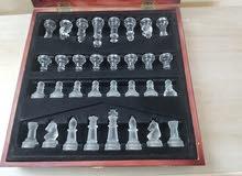 شطرنج زجاج حجم كبير