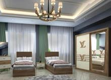غرف شبابي تركي