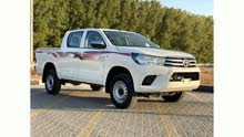 Toyota Hilux 2016 Automatic