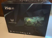 Acer Predator XB253QGP 24.5 inch Full HD Gaming Monitor
