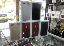 I phone 7+ 128 gb All color available. one year waranty