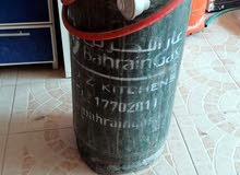 سلندر غاز البحرين بالمنظم والهوز نصف غاز معبى