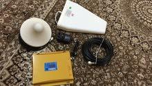 مقوي شبكة يدعم 2G ، 3G ، 4G