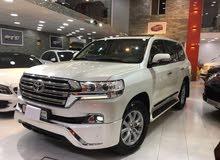 Toyota land cruiser 2017
