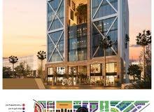 مكاتب متشطبه بالتكييفات أمام سوق الدهب بالداون تاون العاصمة الاداريه الجديده
