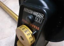 penn reels Fathom master 600