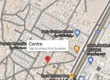 أرض سكنية مربع 13 صاي / الدقم