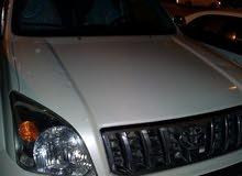 Toyota Prado 2007 model 4 cylinder