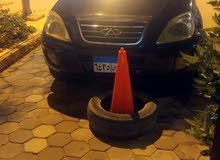 تيجو 2010 للايجار بالمشوار بالسائق