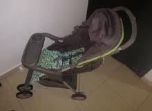 car seat + stoler