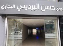 محل للايجار داخل مجمع راقي بمرح الحمام مساحه كليه 52