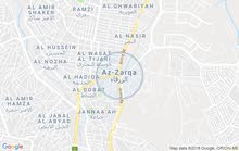 Second Floor  apartment for rent with 2 rooms - Zarqa city Al Zawahra