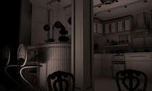 مهندسه معماريه ابحث عن عمل تصميم وتنفيذ وتشطيبات وديكورات داخليه