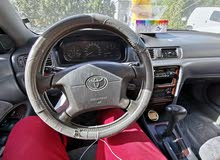 Used condition Toyota Camry 2001 with +200,000 km mileage