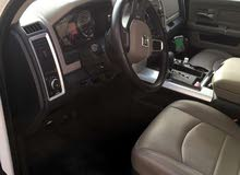 Dodge Ram 2009 For sale - White color