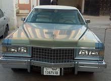60,000 - 69,999 km Cadillac Fleetwood 1975 for sale