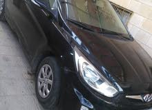 Automatic Black Hyundai 2013 for sale