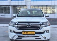 Gasoline Fuel/Power   Toyota Land Cruiser 2017