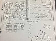 ارض سكني تجاري في حي الرفعه /سيح المكارم