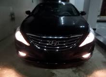 Hyundai Sonata 2012 For sale - Black color