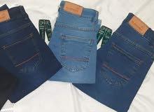 بنتاكور جينز محير خامة 100 % قطن رباعية