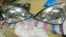 ليتات لكزس ال اس 430 من موديل 2001 الى 2003 للبيع