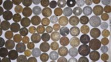 قطع مغربية نادرة ومتنوعة 5dh للقطعة