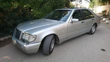 Mercedes Benz S500 V8 1997