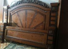 غرفة نوم ماليزية الاصلية