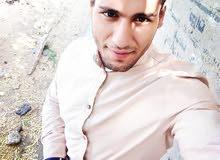 شاب مصري متوقفه خدماته وباحث عن عمل