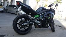 Kawasaki motorbike for sale made in 2009