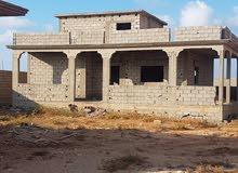 منزل عظم في  ارض 2000 متر منطقة توكرة للبيع