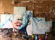 رسام في عجمان
