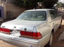 Gasoline Fuel/Power   Toyota Crown 1997