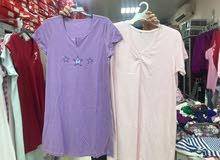 لديناء صفقه كامله ملابس متنوعه من السعوديه من سعر 3ريال