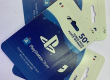 cartes PlayStation