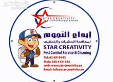 Pest Control amd Cleaning Services