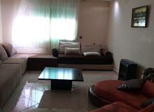 شقة للايجار المفروشة شهر تتكون من 2 غرف نوم صالون ومطبخ وحمام مرحاض