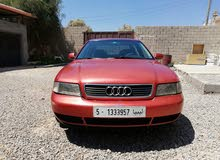 Audi A4 car for sale 2001 in Tripoli city