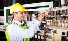 مهندس كهرباء للعمل كمشرف على مشروع كهرباء