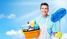 شركة الهنا للتنظيفات ومكافحة الحشرات