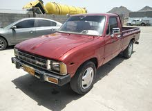 Toyota Hilux 1982 For sale - Red color
