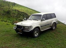 Used condition Toyota Land Cruiser 1997 with 0 km mileage